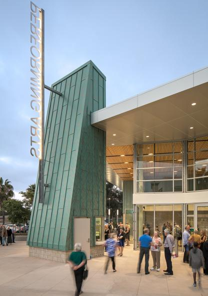 Performing Arts Center, Oceanside Unified School District